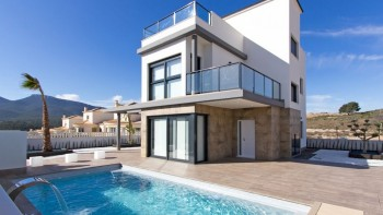 Luxury Villa in Castalla (Alicante)