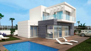 Luxury Villa in Ciudad Quesada (Alicante)